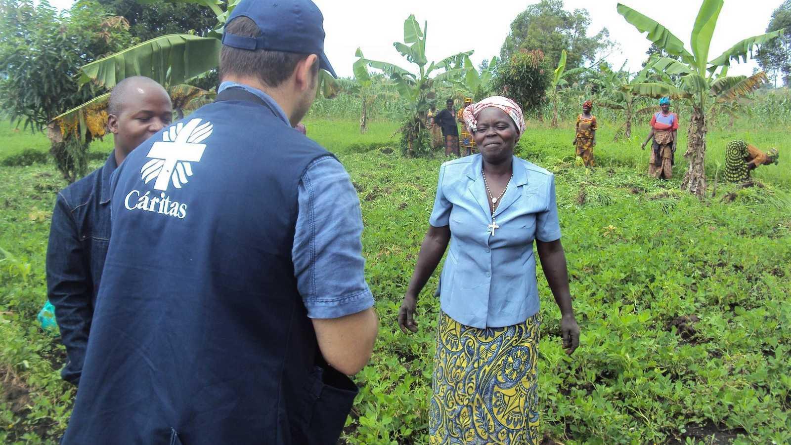 África hoy - Colaboración UE-África, un paso hacia la justicia social - 26/04/21 - escuchar ahora