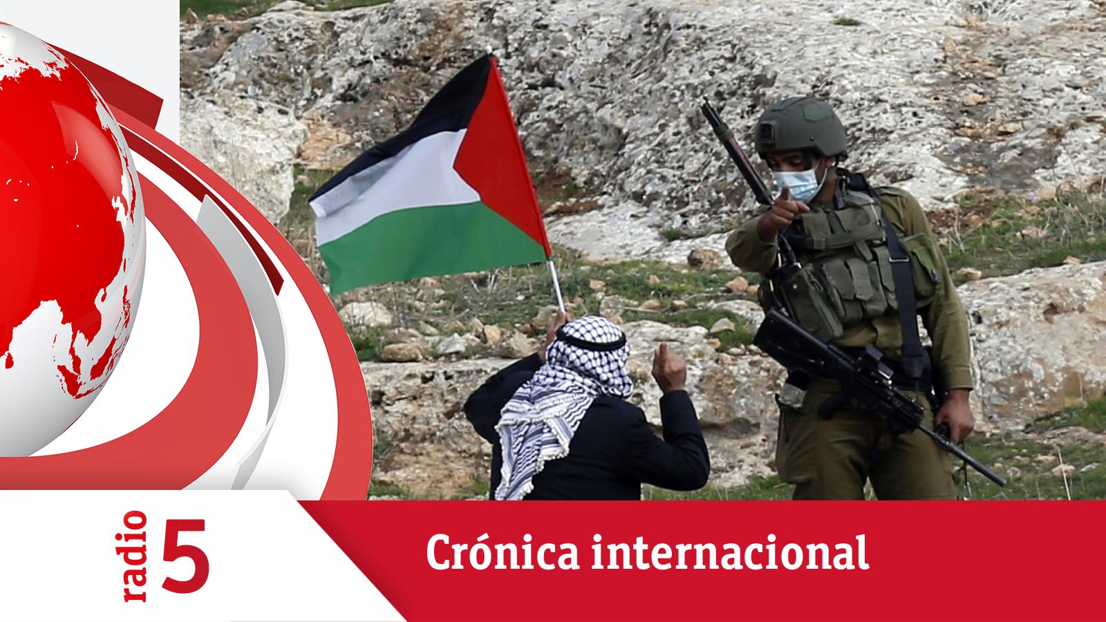 Crónica Internacional - HRW califica como 'apartheid' las políticas de Israel con los palestinos