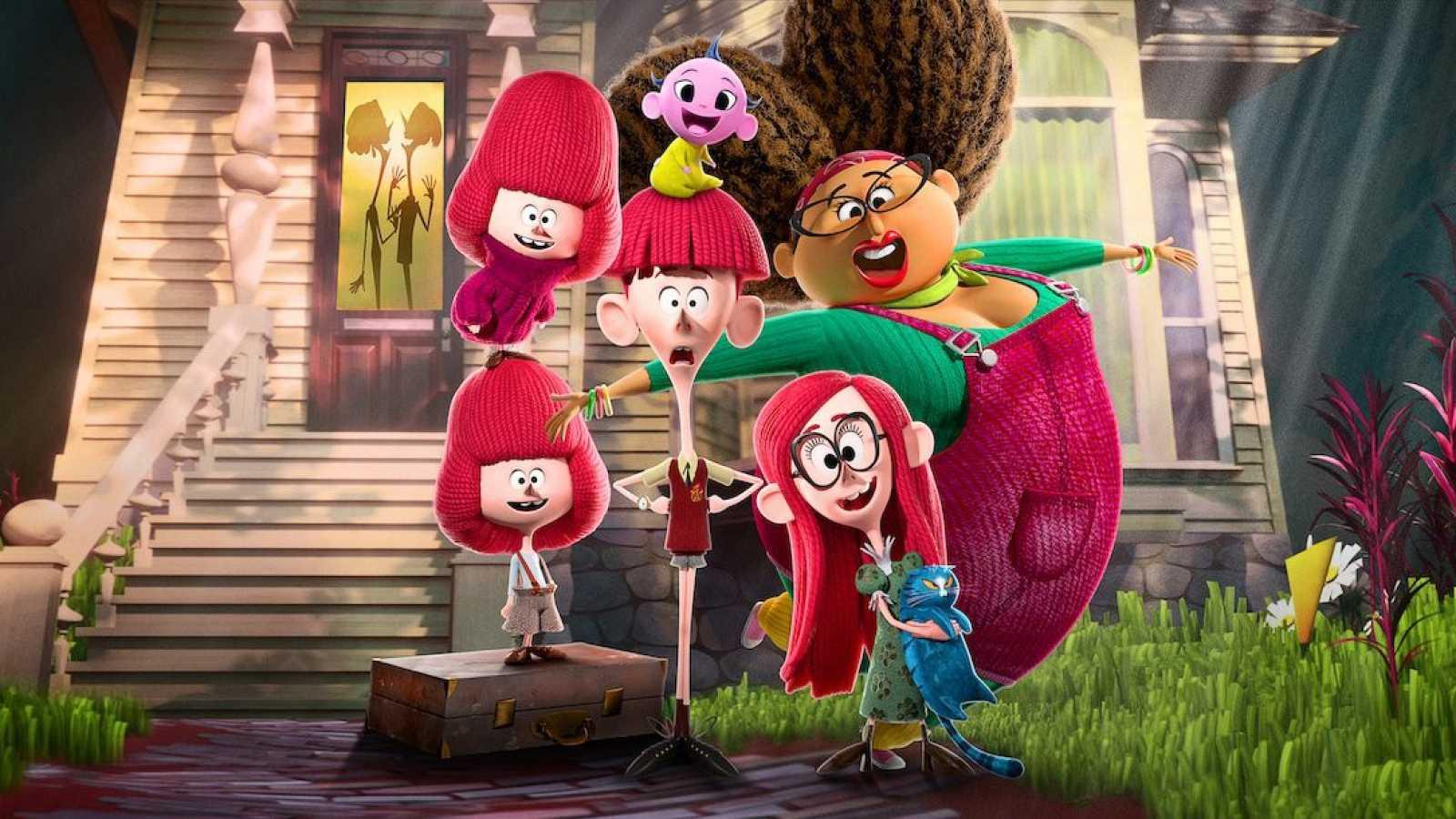 Marca España - España cantera del sector de la animación internacional - 27/04/21 - escuchar ahora