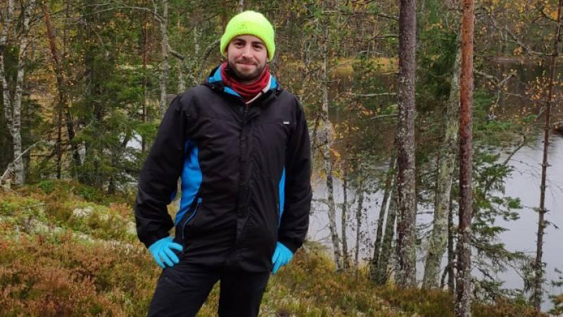 Punto de enlace - Nicolás Valiente Parra, científico manchego en Noruega - 27/04/21 - escuchar ahora