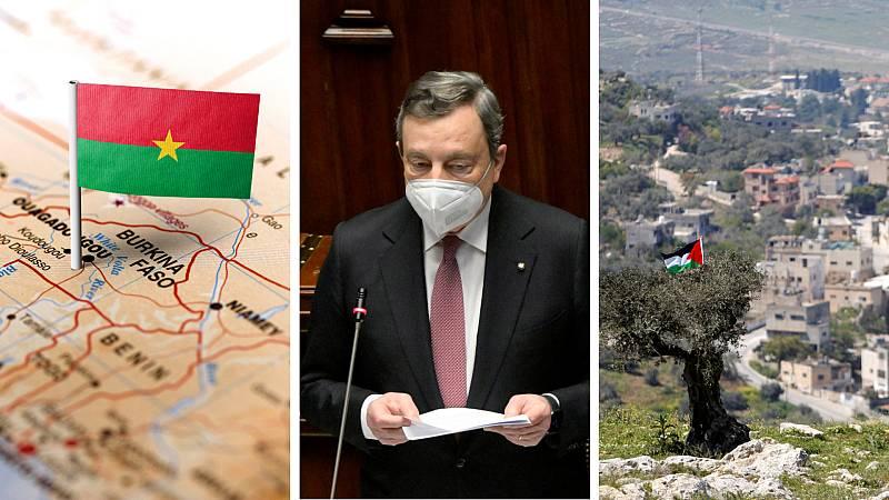 Cinco continentes - Dos periodistas españoles asesinados en Burkina Faso - Escuchar ahora