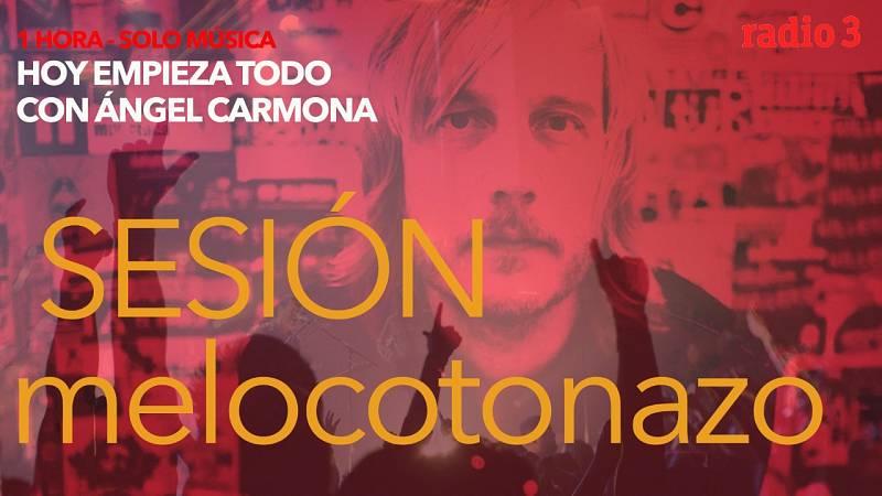 Hoy empieza todo con Ángel Carmona - #SesiónMelocotonazo: Neuman, Coldplay, The Crab Apples... - 28/04/21 - escuchar ahora