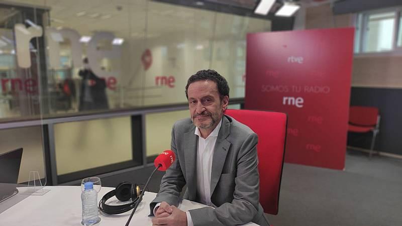 """Las mañanas de RNE con Íñigo Alfonso - Edmundo Bal, Cs: """"Los madrileños deben decidir si quieren a Monasterio de vicepresidenta o a mí"""" - Escuchar ahora"""