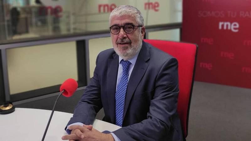 """Las mañanas de RNE con Íñigo Alfonso - José Juan Ruiz: """"El plan de Biden tendrá un impacto en el crecimiento europeo"""" - Escuchar ahora"""