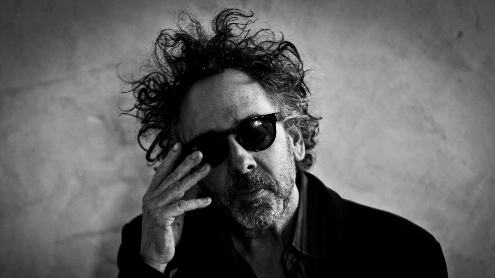 Relato sobre Tim Burton  - escuchar ahora