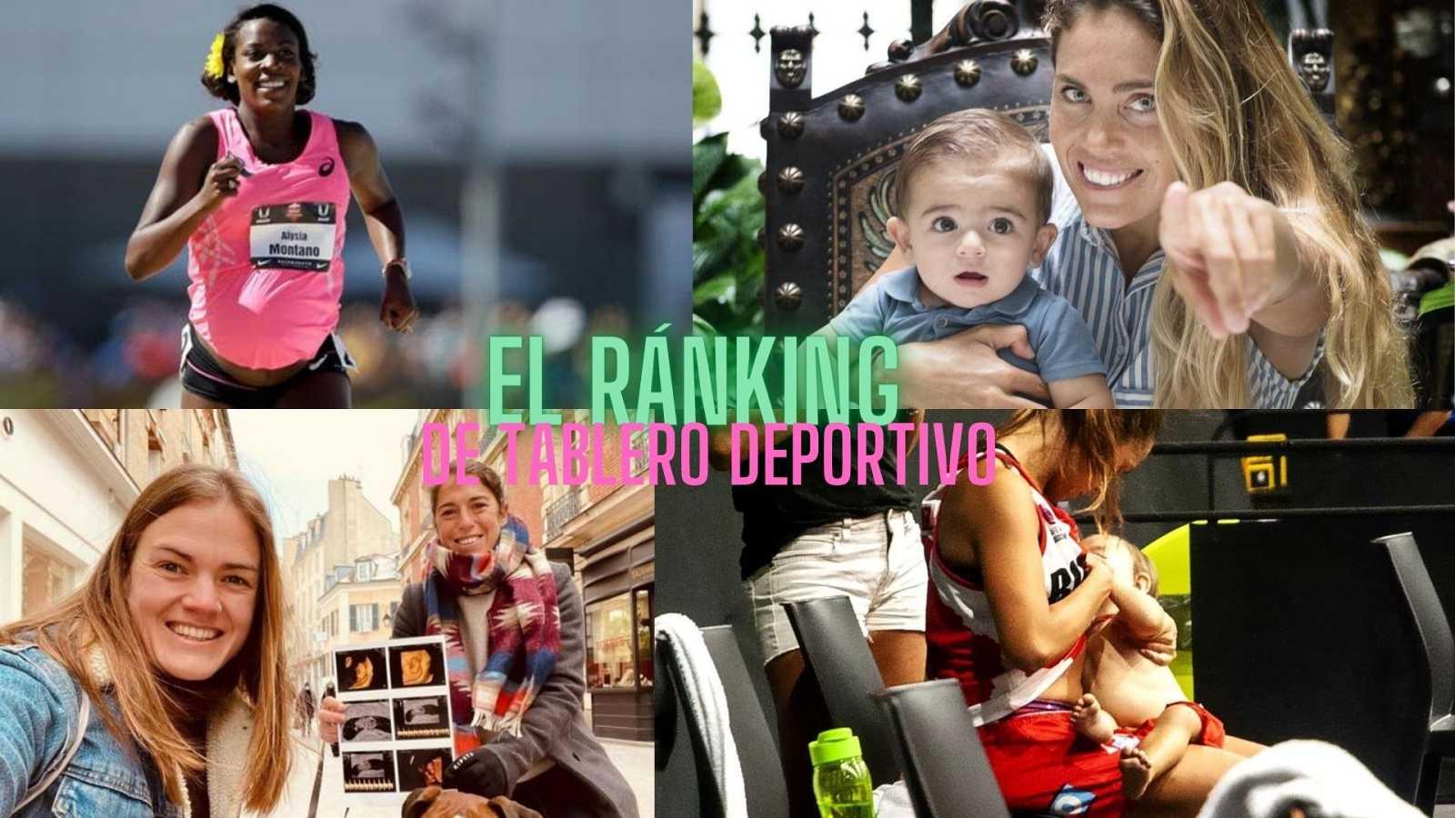 Tablero Deportivo - Ránking día de la madre: madres y deportistas - Escuchar ahora