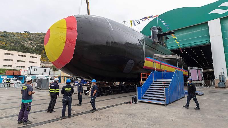 A golpe de bit - Submarinos íntegramente españoles - 28/04/21 - escuchar ahora