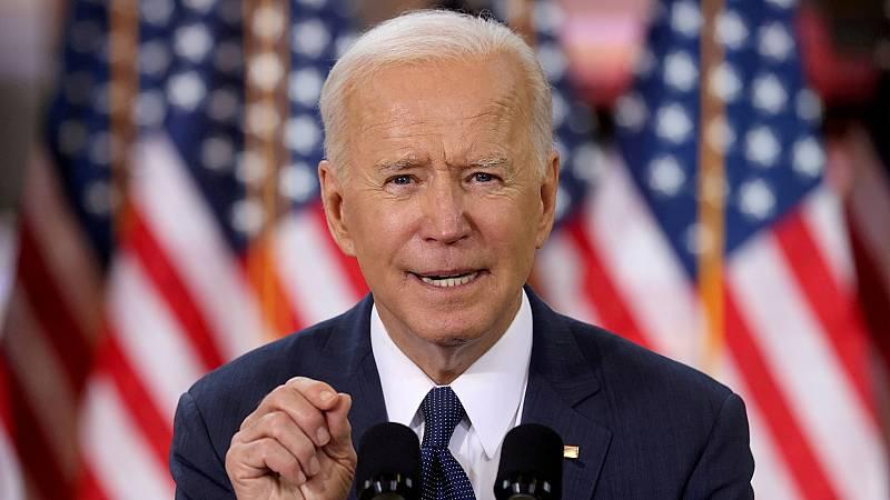 Reportajes 5 Continentes - Cien días de Joe Biden en la Casa Blanca - Escuchar ahora