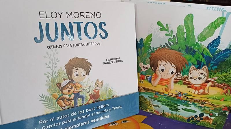 Educar para la paz - Educamos 'Juntos' con Eloy Moreno - 28/04/21 - Escuchar ahora