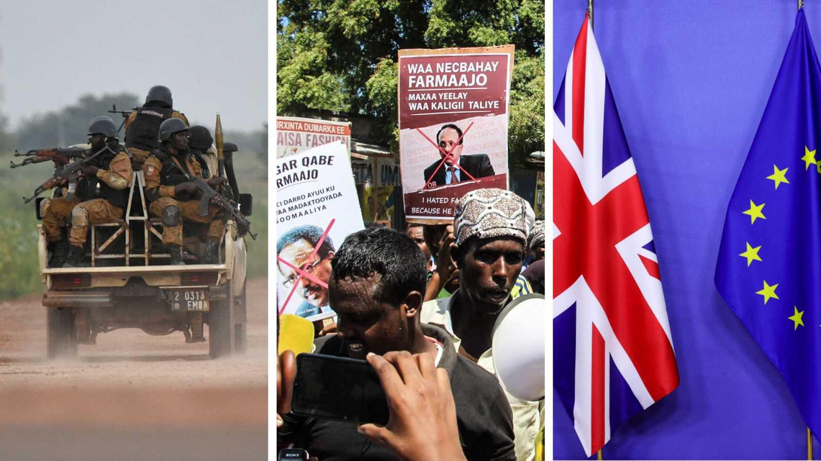 Cinco continentes - Radiografía del yihadismo en el Sahel - Escuchar ahora