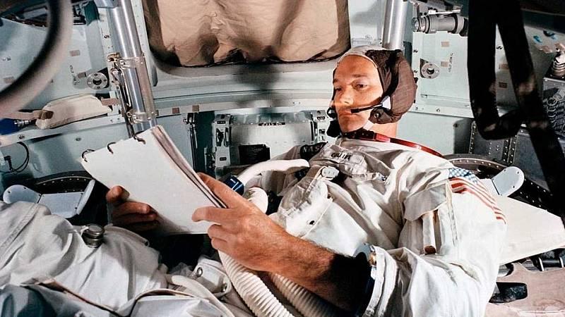 24 horas - Muere Michael Collins, el astronauta olvidado - Escuchar ahora