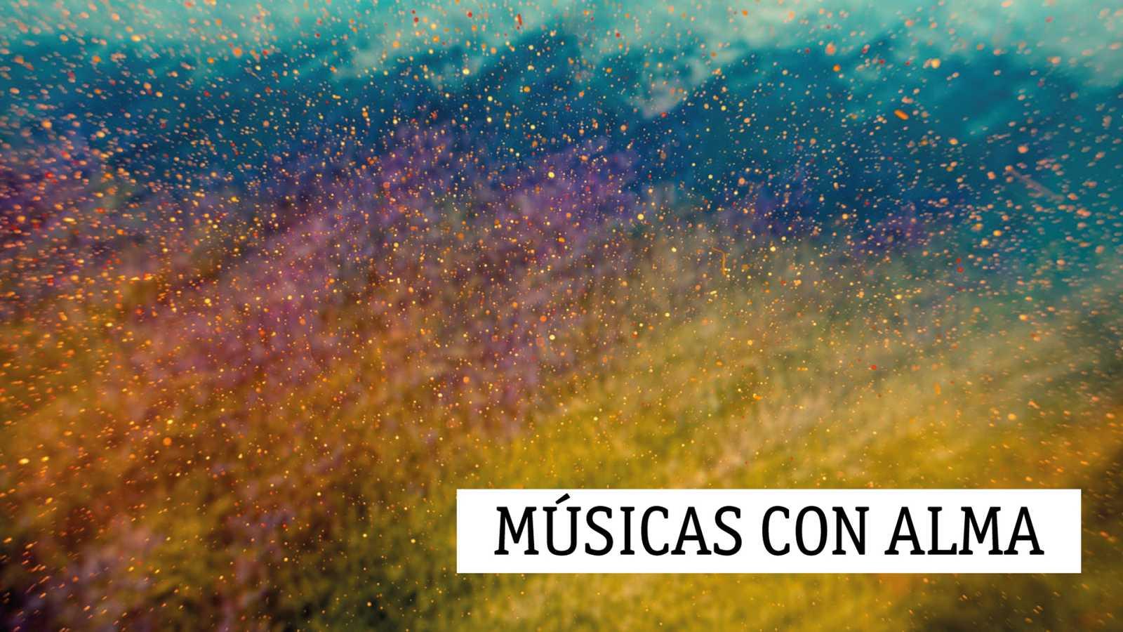 Músicas con alma - Flor de loto: transmutación - 28/04/21 - escuchar ahora