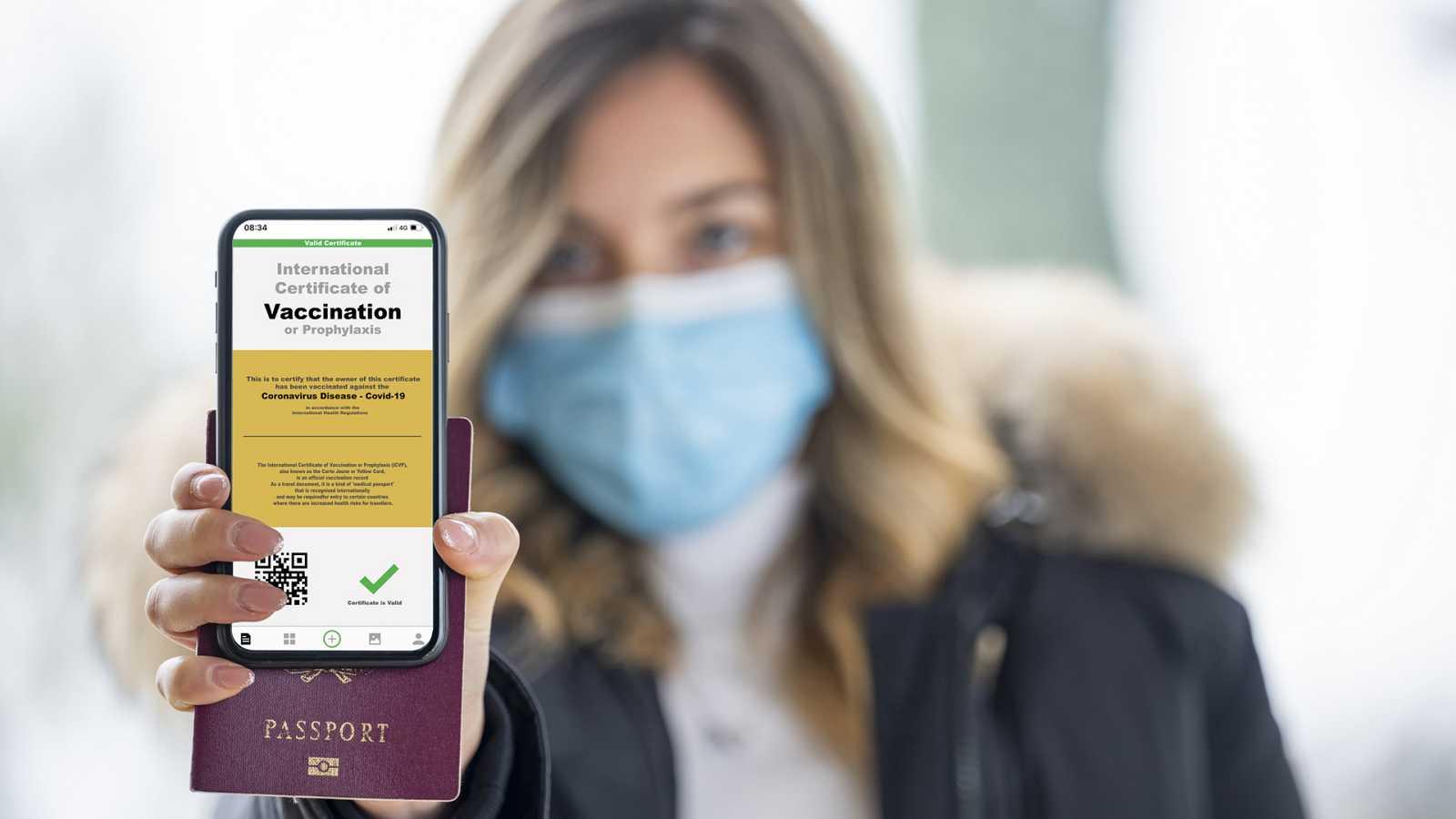 Europa abierta - La Eurocámara exige un pasaporte COVID claro, seguro e igualitario  - escuchar ahora