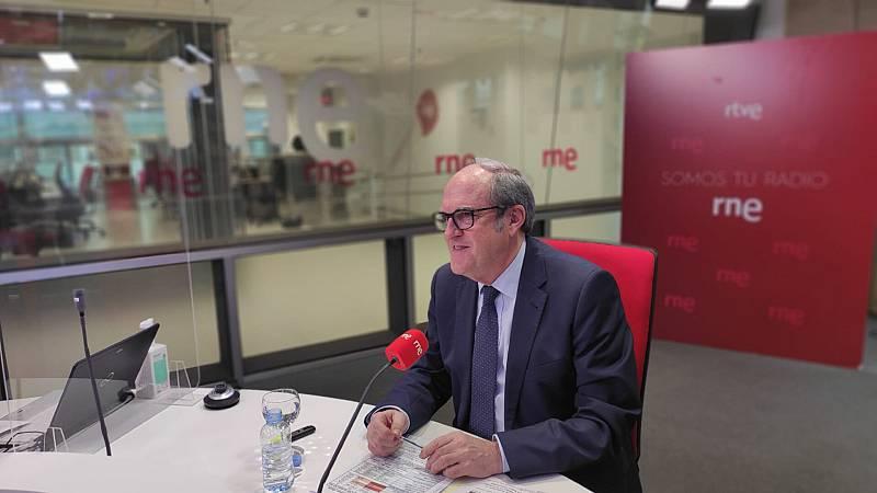 """Las mañanas de RNE - Ángel Gabilondo, PSOE: """"El PSOE está acostumbrado a oír hablar de sorpasso, yo no temo eso"""" - Escuchar ahora"""