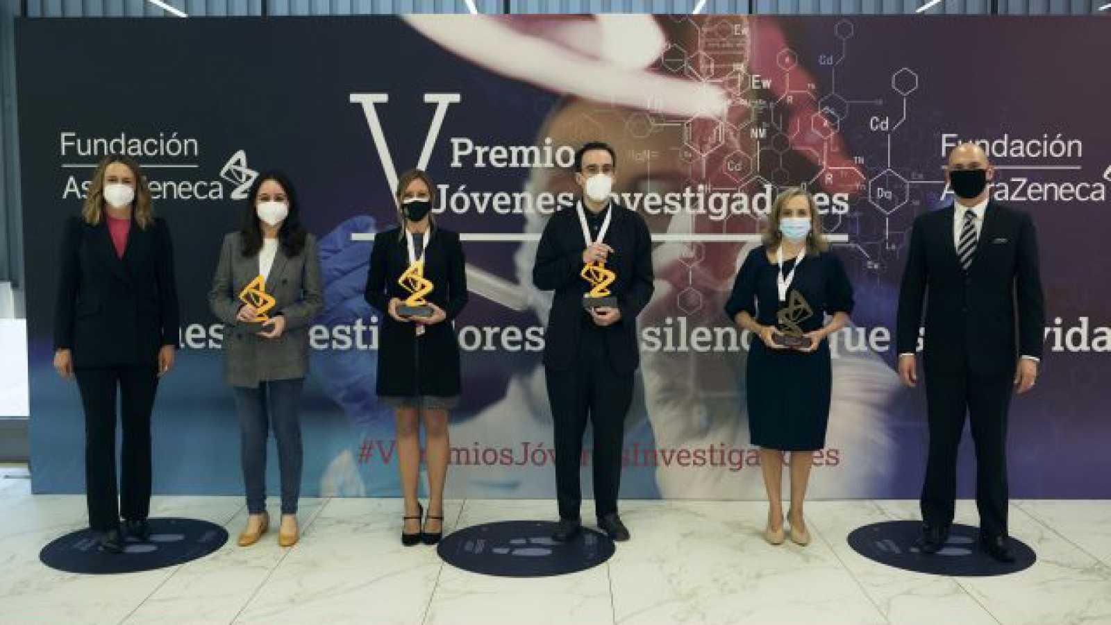 Punto de enlace - AstraZeneca España reconoce el talento científico más joven - 29/04/01 - escuchar ahora