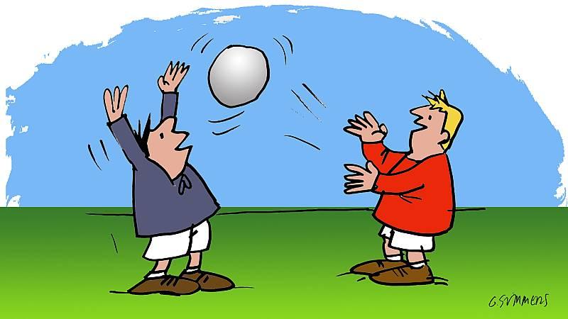 ¡Pero que invento es esto! - La pelota y la leyenda urbana de Felipe 'El hermoso' - Escuchar ahora