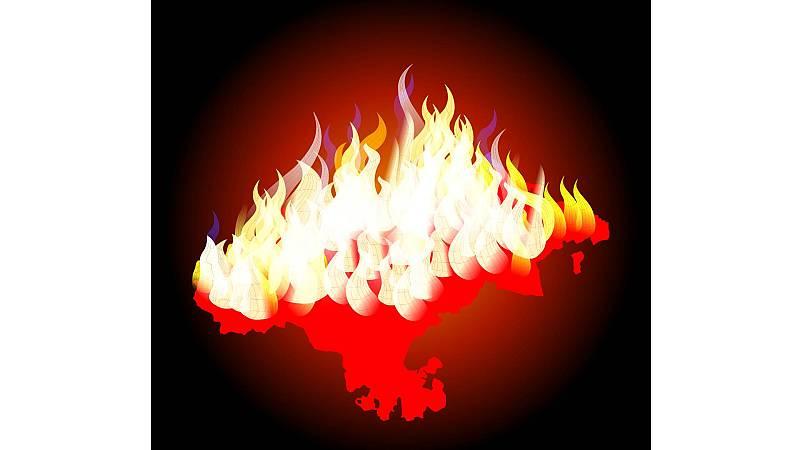 Reportajes Emisoras - Santander - Incendios en Cantabria - 29/04/21 - Escuchar ahora