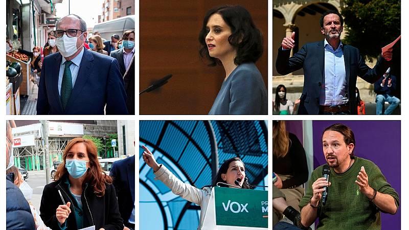 14 horas - La economía se cuela en la campaña de Madrid a cinco días de las elecciones - Escuchar ahora