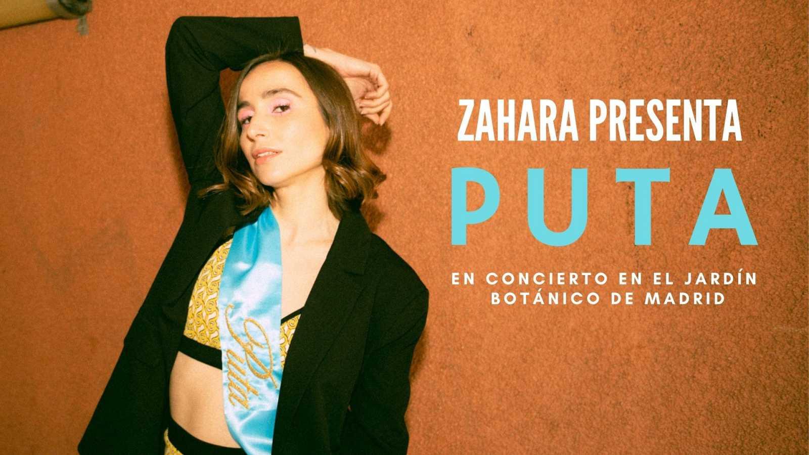 Zahara presenta 'Puta' en concierto en Radio 3 Extra - 29/04/21 - escuchar ahora
