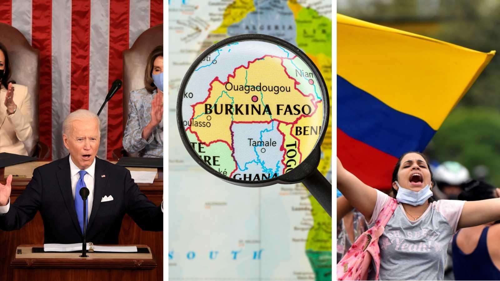 Cinco continentes - Las claves del discurso de Biden - Escuchar ahora