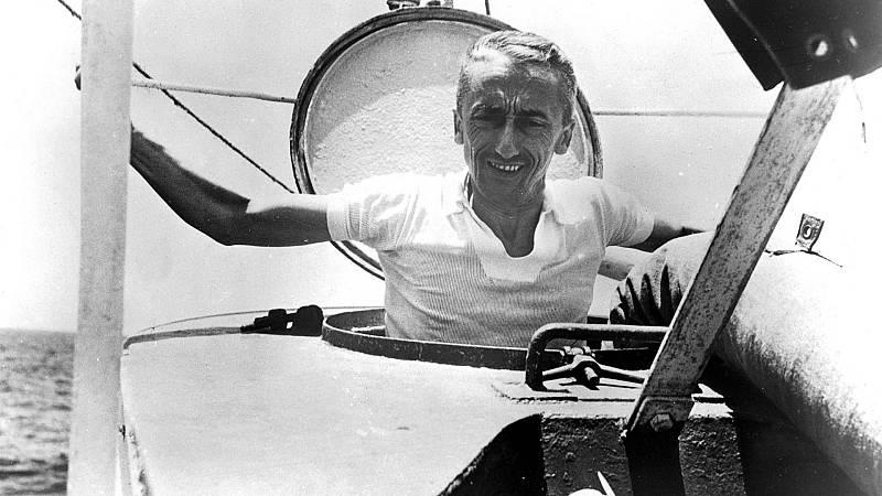 Gente despierta - Plusmarcas y proezas con Miguel Caamaño - Cousteau - 30/04/21 - Escuchar ahora