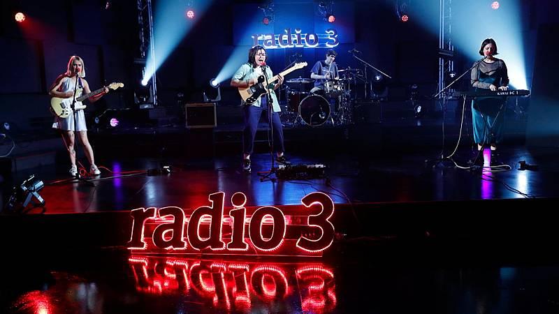 Los conciertos de Radio 3 - Aiko el Grupo - 30/04/21 - escuchar ahora