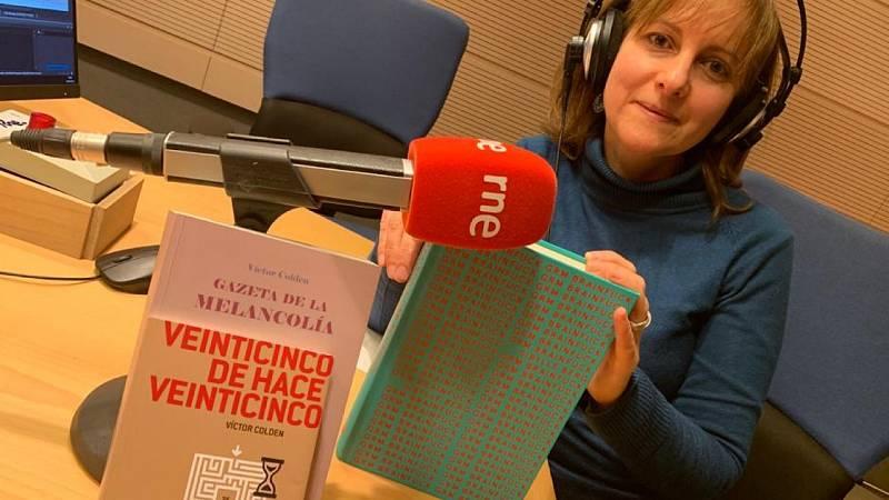 Entre dos luces - Club de lectura: los libros de los oyentes - 30/04/21 - escuchar ahora