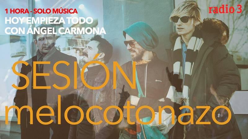Hoy empieza todo con Ángel Carmona - #SesiónMelocotonazo: Bon Iver, Kula Shaker, Billie Eilish... - 30/04/21 - escuchar ahora