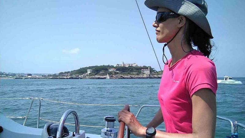 Españoles en la mar - La Mujer y el Mar - escuchar  ahora