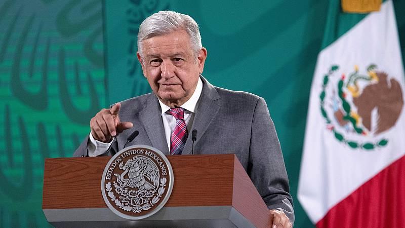 Hora América - El presidente de México y la ley Zaldívar - 29/04/21 - escuchar ahora