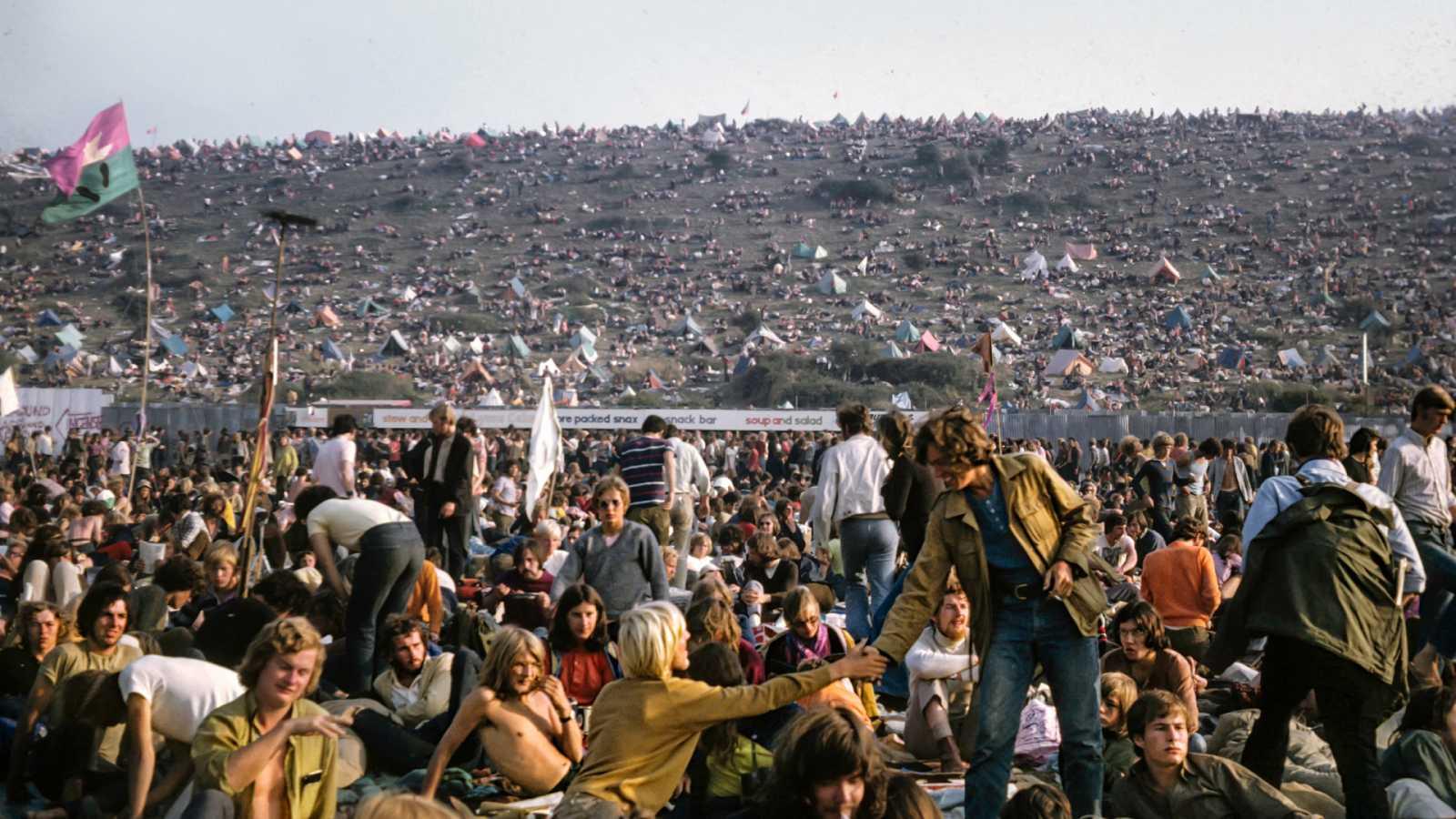 Cinco pistas - Otra historia del rock - 1970-1971 el fin y el principio - 29/0421 - Escuchar ahora