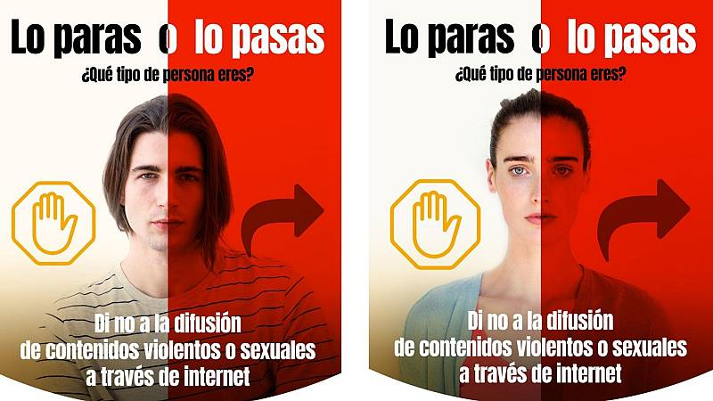 """Más cerca - """"Lo paras o lo pasas"""": un canal de denuncia del acoso en redes - Escuchar ahora"""