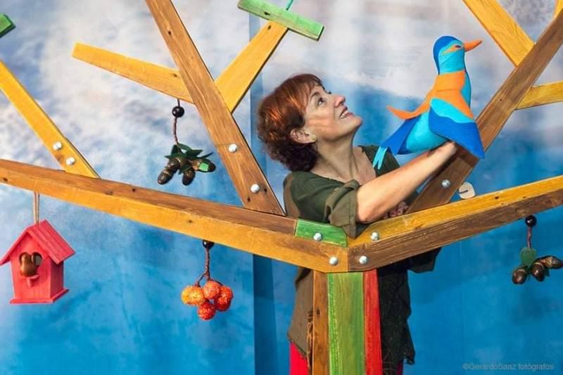 Artesfera en Radio 5 - El pequeño espectador, la revista sobre teatro infantil - Escuchar ahora