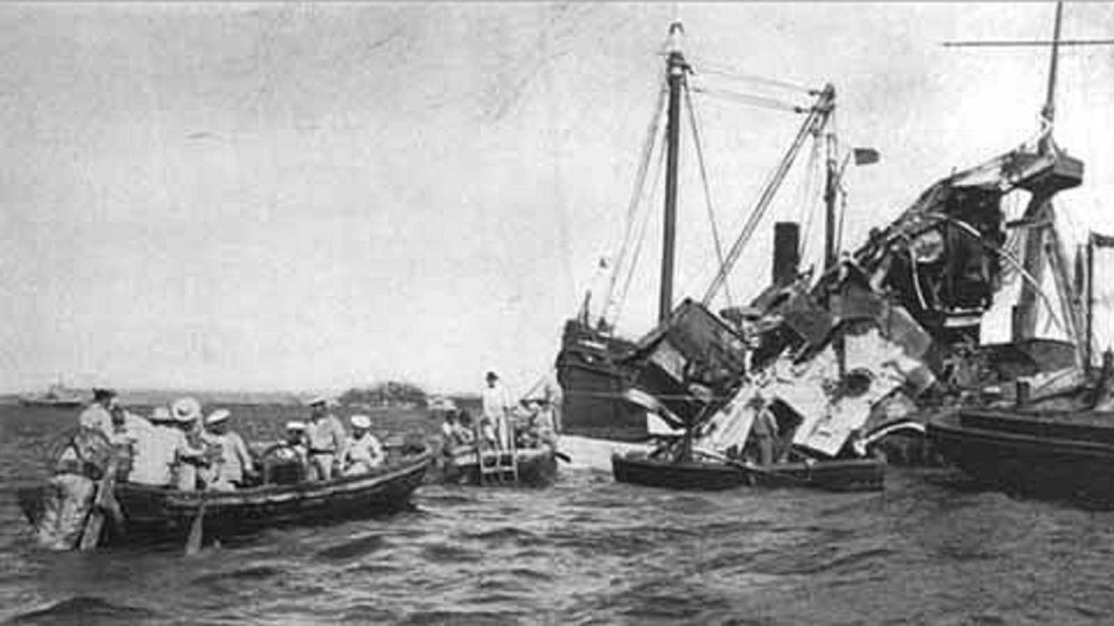 Documentos RNE - El desastre del 98. El fin del imperio español - 30/04/21 - escuchar ahora