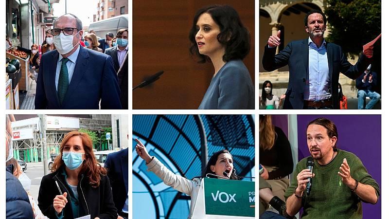 24 horas - Los candidatos reaccionan, en la recta final, al archivo de la denuncia contra los carteles de VOX - Escuchar ahora