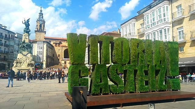 Vitoria-Gasteiz, la vida en verde