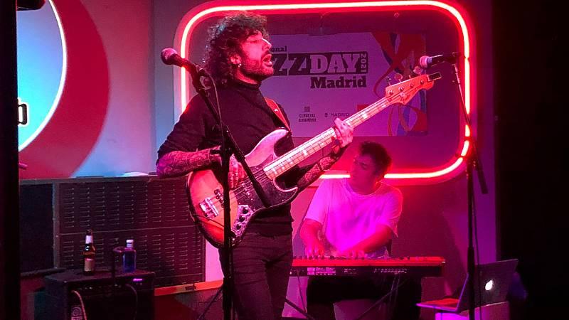 24 horas - Día Internacional del Jazz desde la sala 'Tempo Club' de Madrid - Escuchar ahora