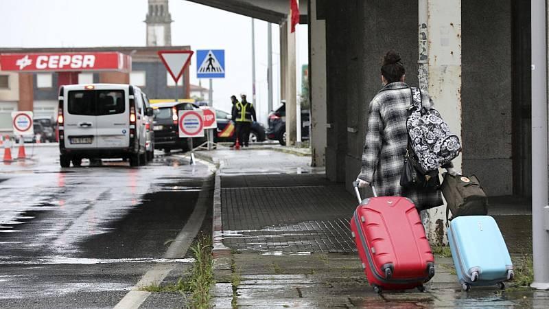 España a las 8 Fin de Semana - Portugal reabre sus fronteras con España