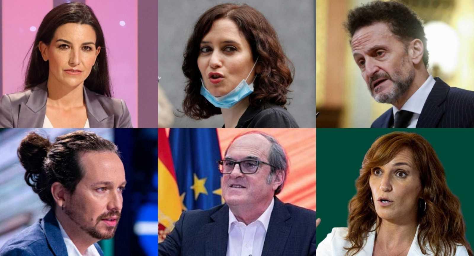 14 Horas Fin de Semana - Campaña Madrid 2021: la jornada de hoy ha estado marcada por el Dia del Trabajo - Escuchar ahora