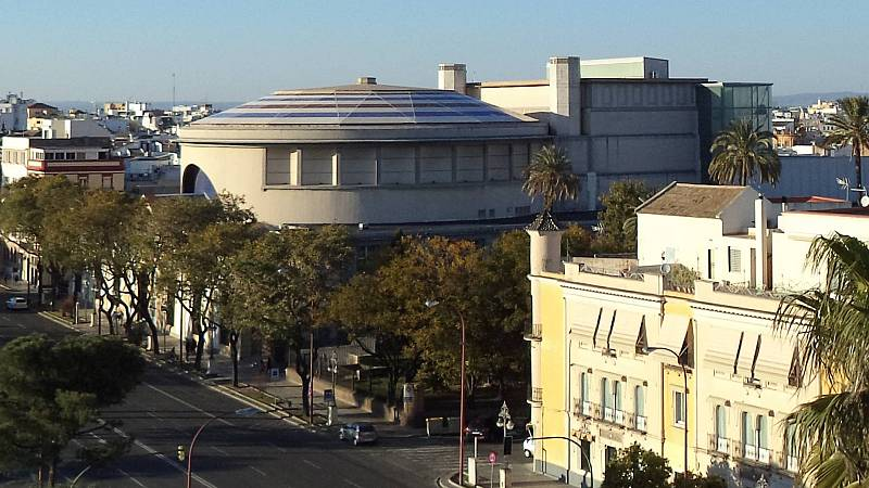 España a las 8 Fin de Semana - El Teatro de la Maestranza cumple 30 años - Escuchar ahora