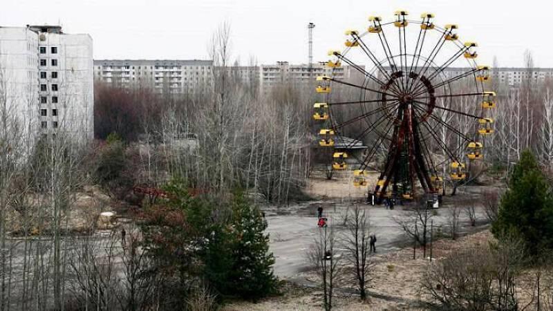 No es un día cualquiera - Accidente Chernóbil - David Zurdo - Regreso al presente - 02/05/21 - Escuchar ahora