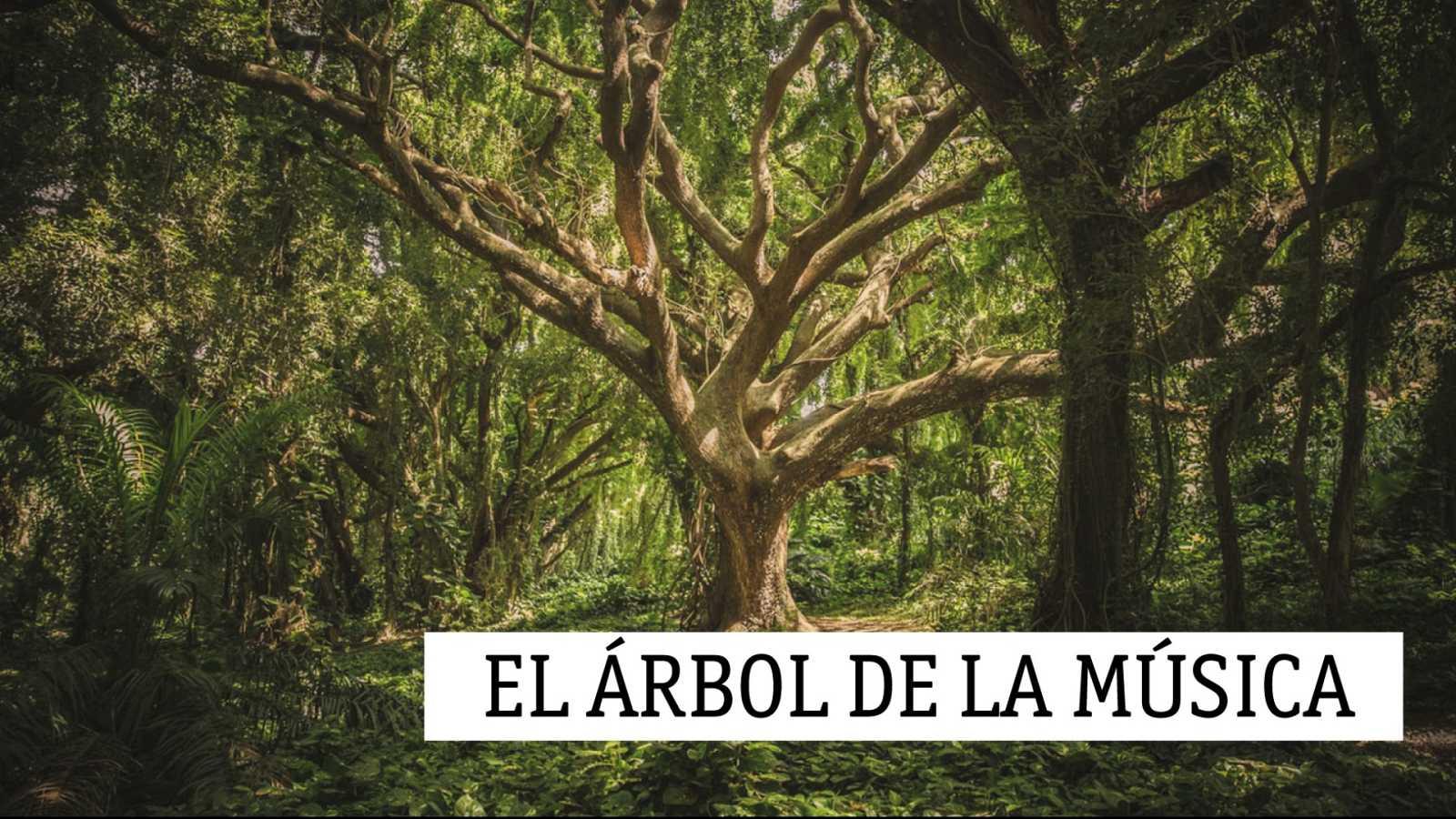El árbol de la música - El hombre invisible - 02/05/21 - escuchar ahora