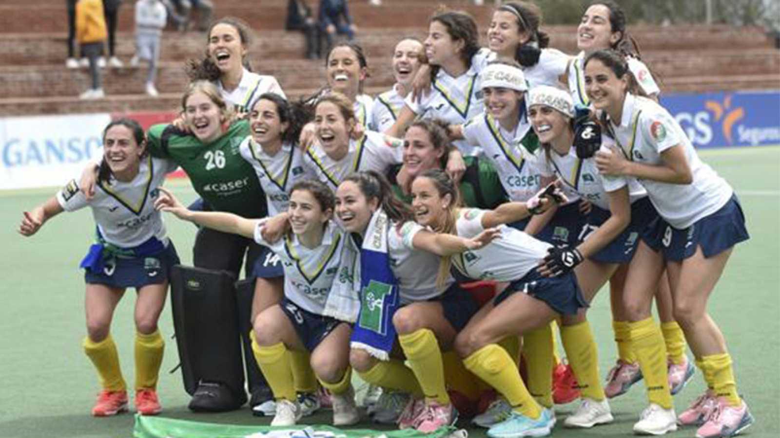 Tablero deportivo - Ellas siempre ganan: El CCVM gana la Liga de Hockey Hierba - Escuchar ahora