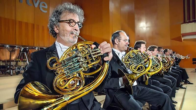El gallo que no cesa - Vidal con V: La trompa en la orquesta y el cine - Escuchar ahora