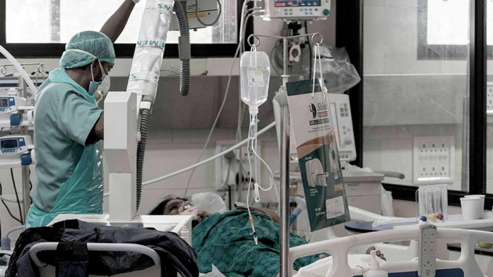 Mundo solidario - Fundación Vicente Ferrer lanza la campaña 'Oxígeno para la India' - 21/05/02 - escuchar ahora