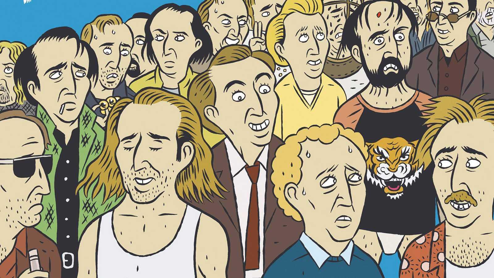 Viñetas y bocadillos - Torïo García & Paco Alcázar 'Las 100 primeras películas de Nicolas Cage' - 03/05/21 - Escuchar ahora