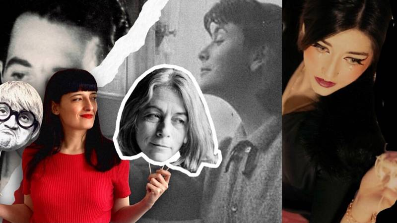 Entre dos luces - Carmen Martin Gaite y otras mujeres con arte - 04/05/21 - escuchar ahora
