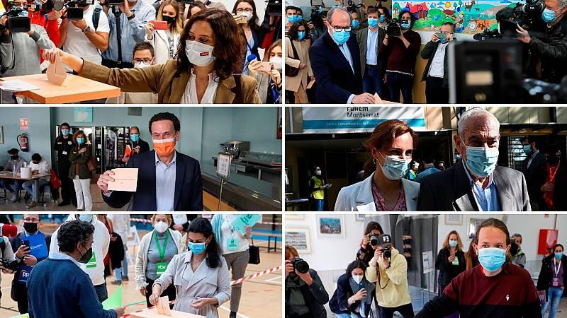 14 horas - Madrid vota para elegir entre dos modelos de gobierno - Escuchar ahora