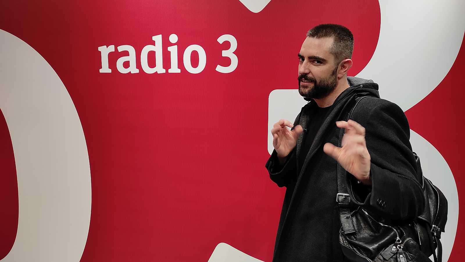 En Radio 3 - Dani Mateo - 08/05/21 - escuchar ahora