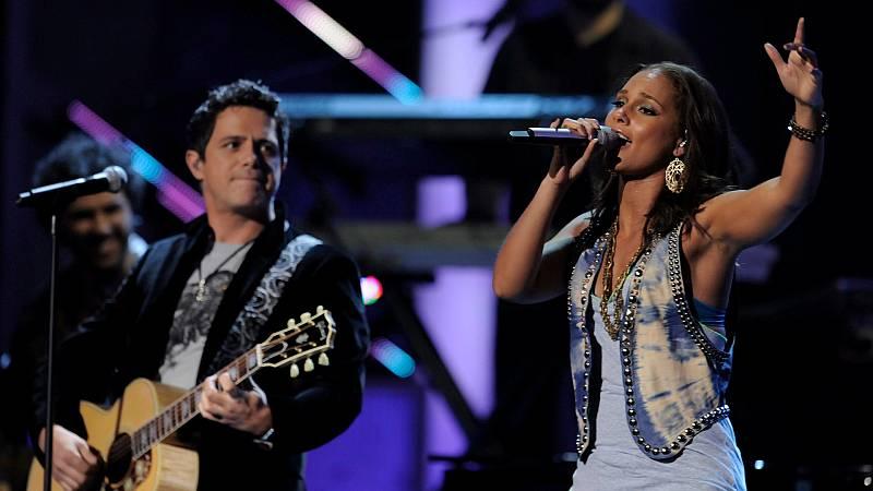 """Información del mundo del pop - """"Looking for paradise"""", de Alejandro Sanz y Alicia Keys - 21/09/09 - Escuchar ahora"""
